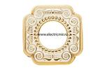 Изображение FD1007ROP Светильник точечный из латуни, золото с белой патиной FIRENZE FEDE