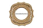 Изображение FD1008ROB Светильник точечный из латуни, блестящее золото LUCCA FEDE