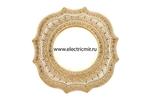 Изображение FD1008ROP Светильник точечный из латуни, золото с белой патиной LUCCA FEDE
