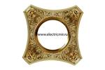 Изображение FD1010ROB Светильник точечный из латуни, блестящее золото PISA FEDE