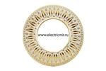 Изображение FD1011ROP Светильник точечный из латуни, золото с белой патиной PRATO FEDE