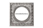 Изображение FD1005CCB Светильник точечный из латуни, блестящий хром SQUARE FEDE