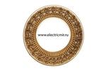 Изображение FD1004ROB Светильник точечный из латуни, блестящее золото ROUND FEDE