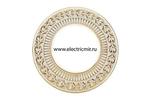 Изображение FD1004ROP Светильник точечный из латуни, золото с белой патиной ROUND FEDE
