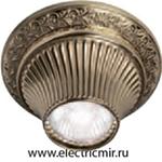 Изображение FD1012SOB Светильник накладной точечный из латуни, блестящее золото VITORIA FEDE