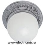 Изображение FD1013SCB Светильник накладной точечный из латуни, блестящий хром BILBAO FEDE