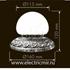 Изображение FD1013SPB Светильник накладной точечный из латуни, патина BILBAO FEDE