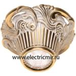 Изображение FD1018SOP Светильник накладной точечный из латуни, золото с белой патиной CHIANTI SURFACE FEDE