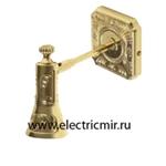 Изображение FD1021WOB Светильник настенный из латуни, блестящее золото FEDE