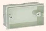 Изображение Коробка монтажная под ANAM ZUNIS 1-ая для сплошных стен /190