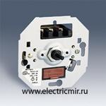 Изображение 75311-39 Регулятор напряжения поворотно - нажимной, переключатель, механизм, 40-300Вт 230В, Simon 27, 82, 82N, 88