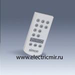 Изображение 75350-69 Пульт инфракрасный 10 каналов 8 метров Simon 27, 82, 82N, 88