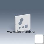 Изображение 05012-30 Накладка для звукового пульта управления 05212-39 белая Simon