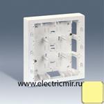 Изображение 27862-32 Коробка монтаж. для рамки 27852 слоновая кость Simon