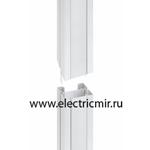 Изображение ALK22P05-8 Удлинитель колонны ALK2200, 0,5м, алюминий Simon