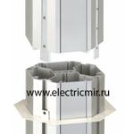 Изображение ALK54P05-8 Удлинитель колонны ALK5400, 0,5м, алюминий Simon