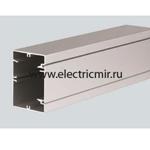 Изображение TK11071-8 Кабель-канал К45 70х50мм, одна секция, алюминий Simon