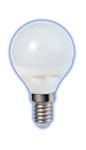 Изображение Лампа светодиодная шарик Е14 7W 4200K 450Lm Электромир