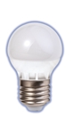 Изображение Лампа светодиодная шарик Е27 7W 4200K 450Lm Электромир