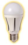 Изображение Лампа светодиодная Globe A60 E27 12W 2700K 1050Lm Электромир