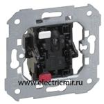 Изображение 75104-39 Выключатель однополюсный с подсветкой, механизм, 10А 250В, Simon 82, 82N, 88