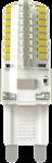 Изображение Лампа X-Flash LED G9 220V 3W 4200K 150Lm