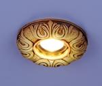 Изображение Встраиваемый светильник со светодиодами 3020 белая подсветка (WH/Led)