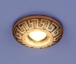 Изображение Встраиваемый светильник со светодиодами 3030 белая подсветка (WH/Led)