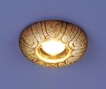 Изображение Встраиваемый светильник со светодиодами 3040 белая подсветка (WH/Led)