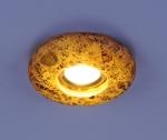 Изображение Встраиваемый светильник со светодиодами 3060 желтая подсветка (YL/Led)
