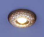 Изображение Встраиваемый светильник со светодиодами 3080 белая подсветка (WH/Led)