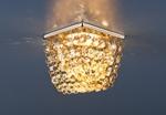 Изображение Встраиваемый потолочный светильник 2009 золото/тонированный (FGD/GC)