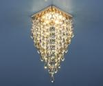 Изображение Встраиваемый потолочный светильник 2010 золото/прозрачный/тонированный (FGD/Clear/GC)