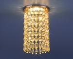 Изображение Встраиваемый потолочный светильник 2025 золото/тонированный (FGD/GC)