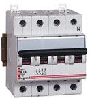 Изображение 404076 Автомат TX3 4п 63A 6kA типа C Legrand