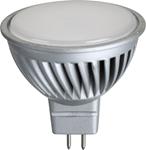 Изображение Лампа LED GU5.3 6W 4200K 480Lm ЭЛЕКТРОМИР