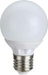 Изображение Лампа светодиодная Globe A60 E27 6W 2700K 660Lm Электромир