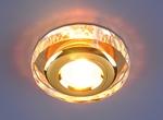 Изображение Точечный светильник 1056 CLEAR/GD (зеркальный / золотой)