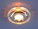 Изображение Точечный светильник 1056 CLEAR/SL (зеркальный / серебряный)
