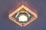 Изображение Точечный светильник 1058 CLEAR/SL (зеркальный / серебро)