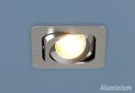 Изображение Алюминиевый точечный светильник в стиле Техно 1021/1 CH (хром)