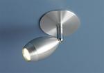 Изображение Встраиваемый светодиодный светильник 8801 LED хром (CH)