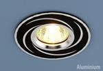 Изображение Алюминиевый точечный светильник 2002 BK (черный)