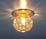 Изображение Светильник точечный 1002 GD (золото)