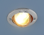 Изображение Точечный светильник 104A CF PS/N (перламутровое серебро / никель)