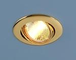 Изображение Точечный светильник 104S GD (золото)