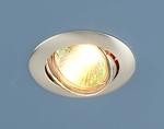 Изображение Точечный светильник 104S SS (сатинированное серебро)