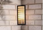 Изображение Настенный светильник угловой 3202 черный