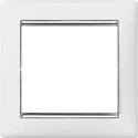 Изображение для категории Рамки Белые/Серебряный штрих