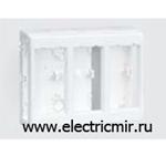 Изображение SBC250-8 Коробка CIMA PRO для наружного монтажа на 2 CIMA-модуля, алюминий Simon Connect